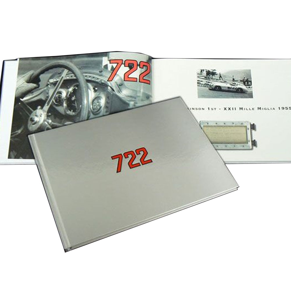 Product image for 722 Book by Stirling Moss