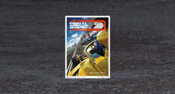 Image for Formula 1 Australian Grand Prix 2020 | Poster