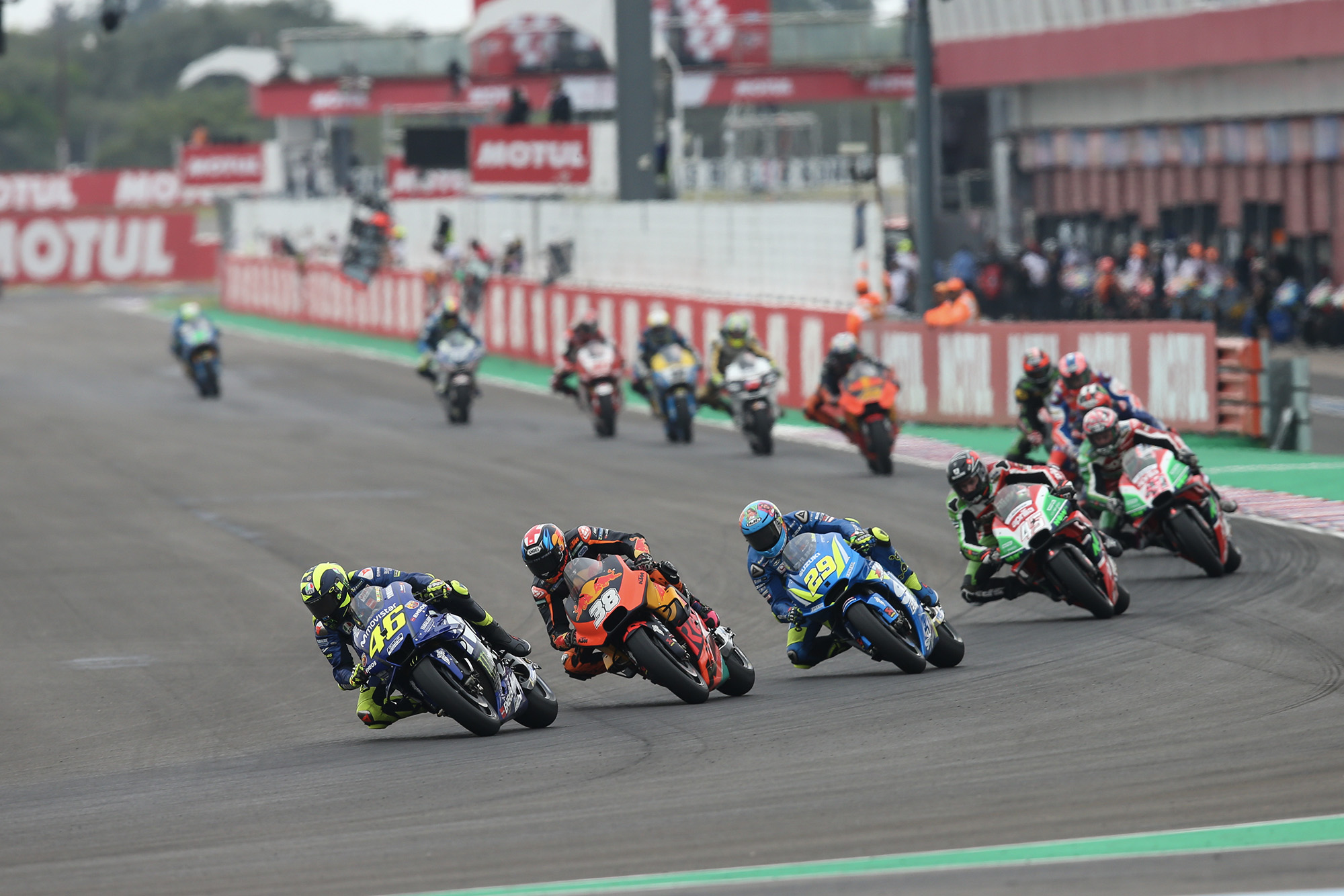 MotoGP season to start in May after Argentina round postponed