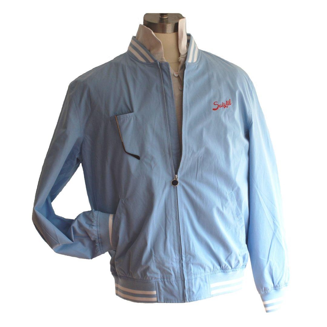 Product image for Suixtil Barcelona Jacket Blue