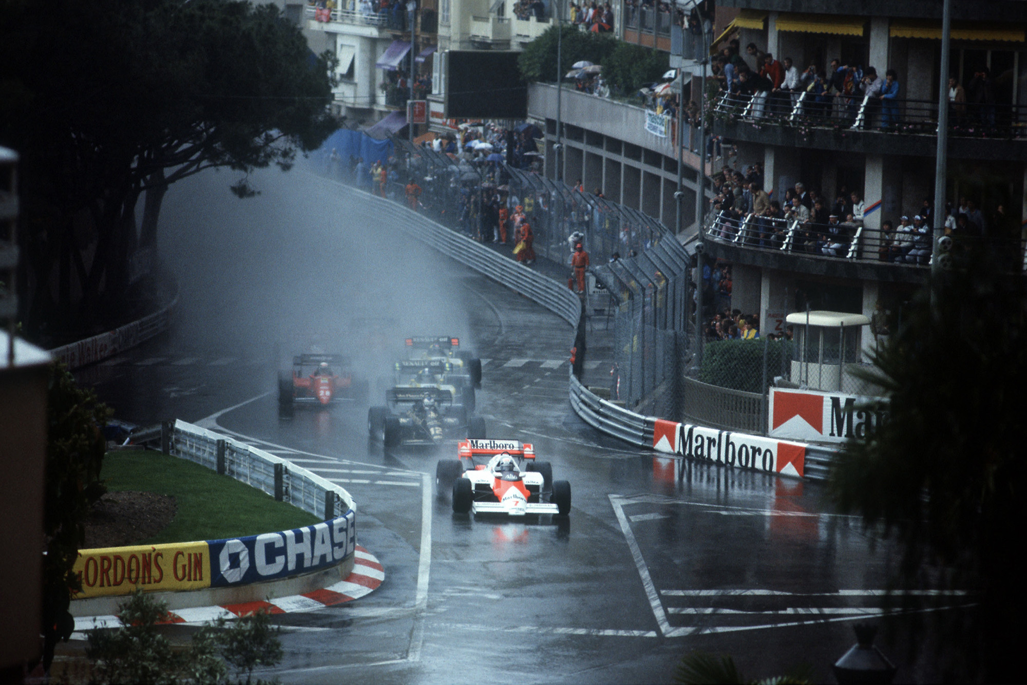 1984 Monaco Grand Prix: the arrival of Senna
