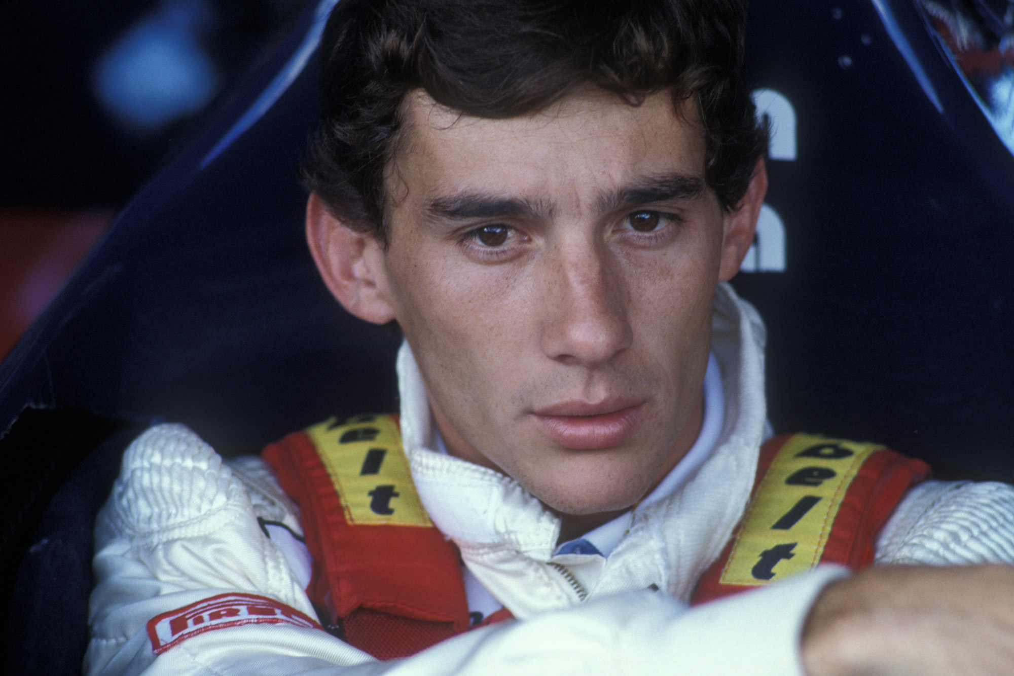 3. Senna before the 1984 Brazilian Grand Prix GPPjpg