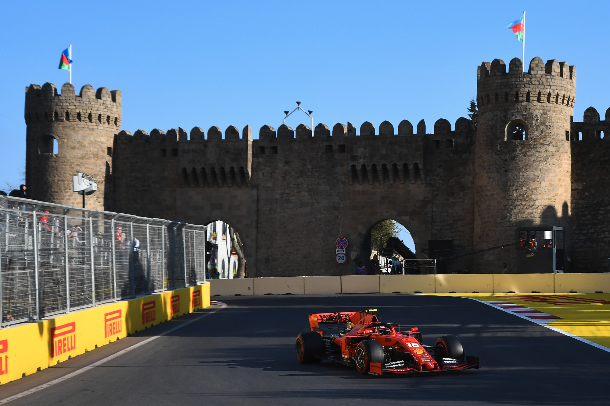 Formula 1 Azerbaijan Grand Prix postponed due to spread of coronavirus