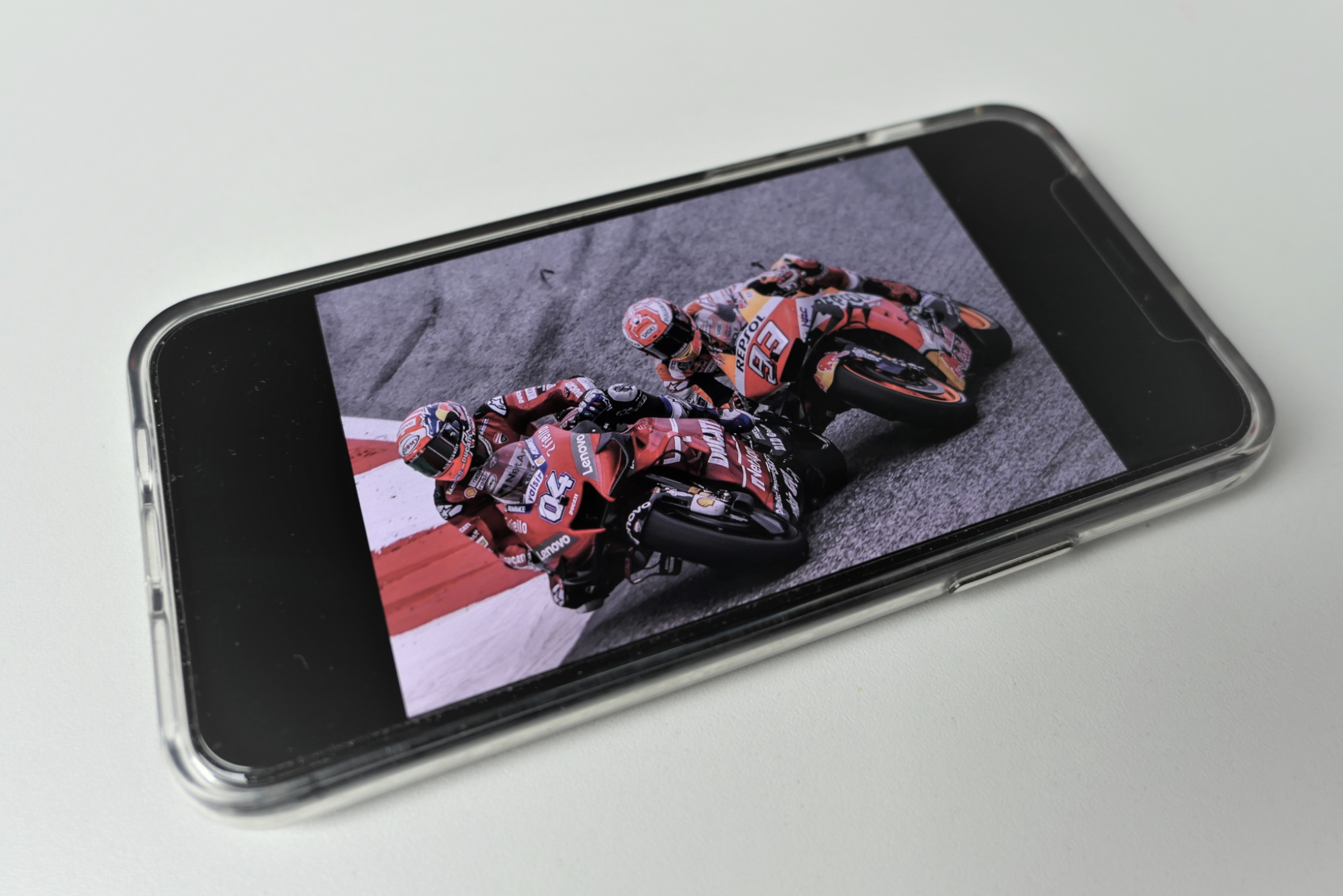 Why Ducati's GP20 is the opposite of a smart phone