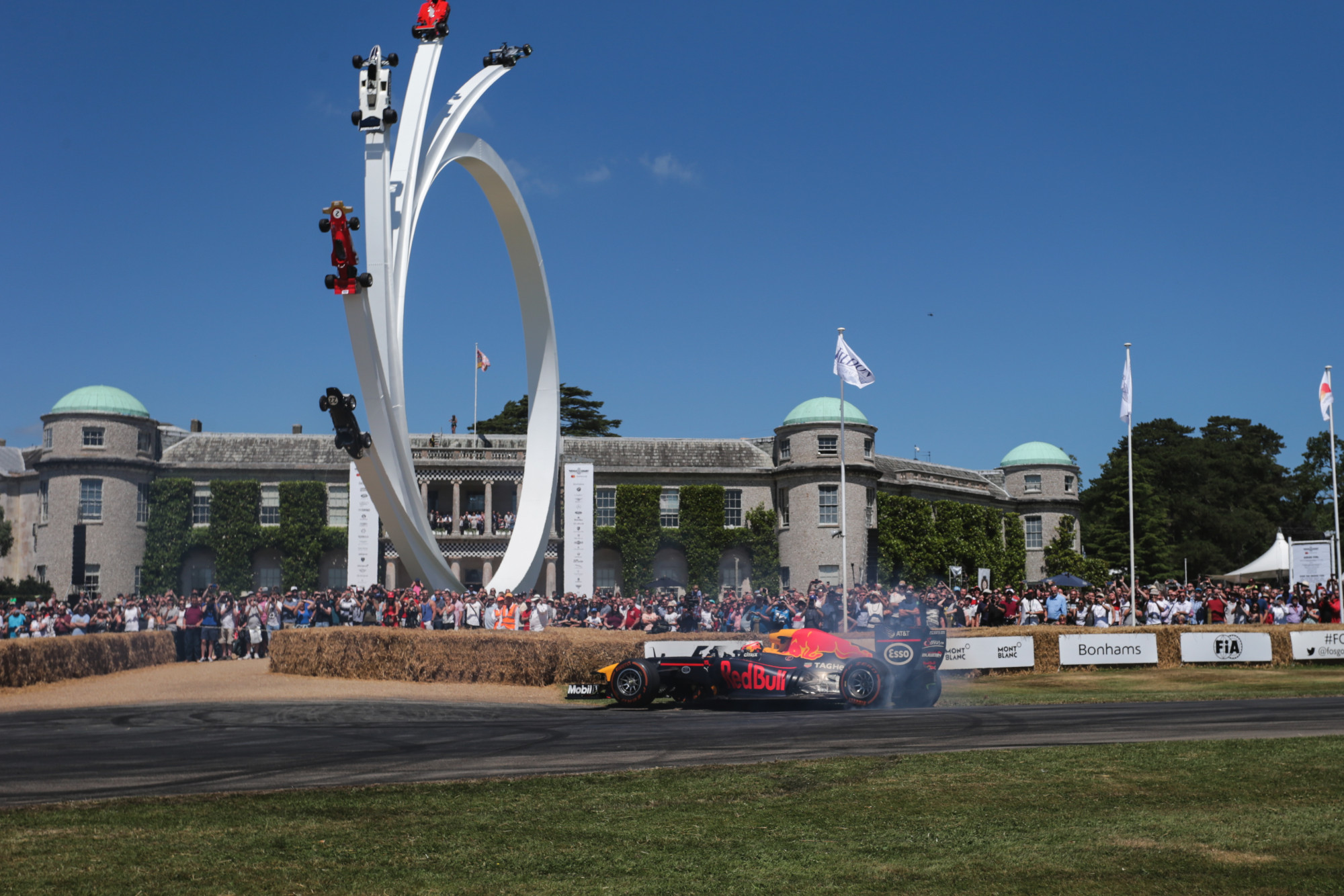 2020 Goodwood Festival of Speed postponed to late summer