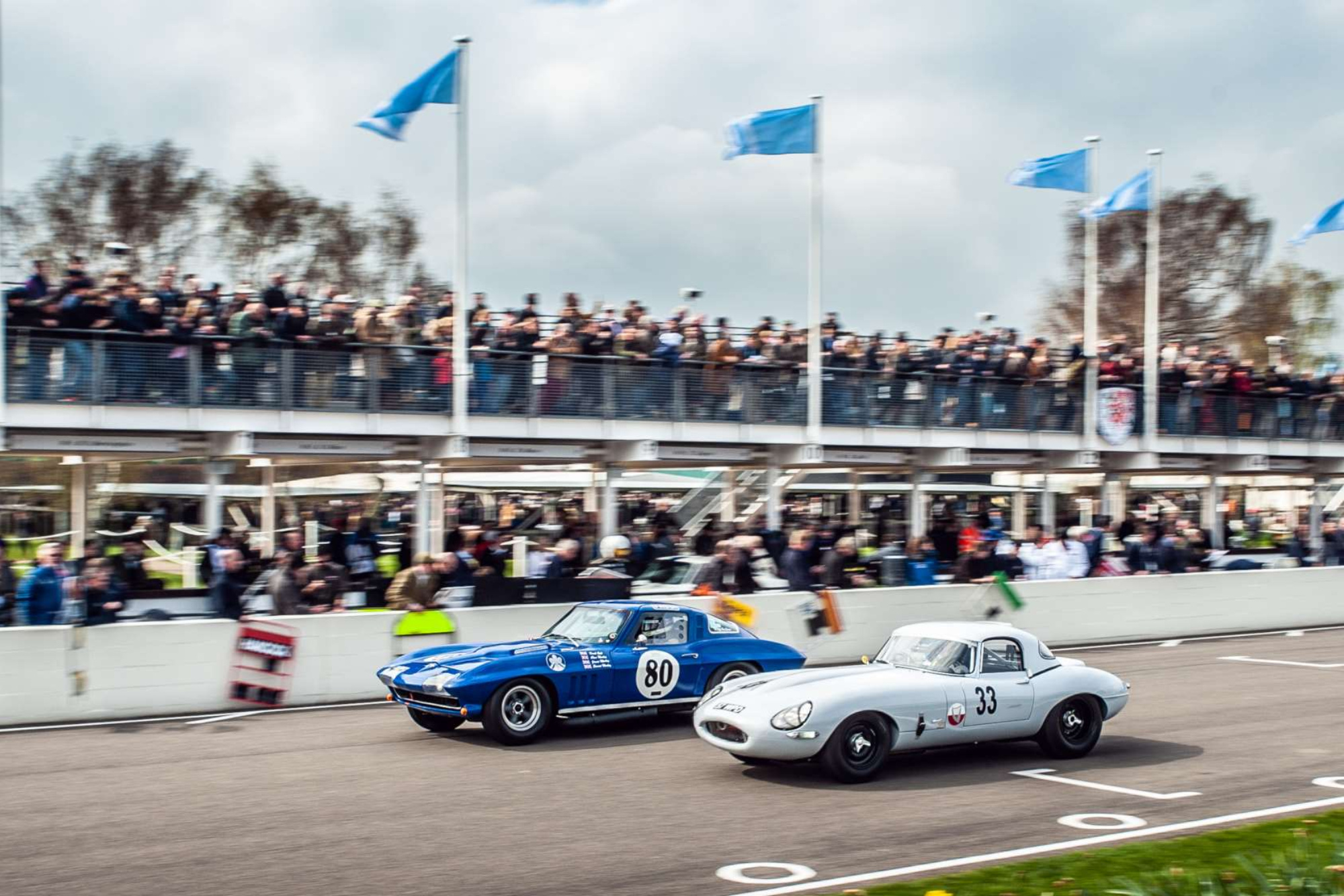 Goodwood Members' Meeting: glorious history of racing's relaxed weekend