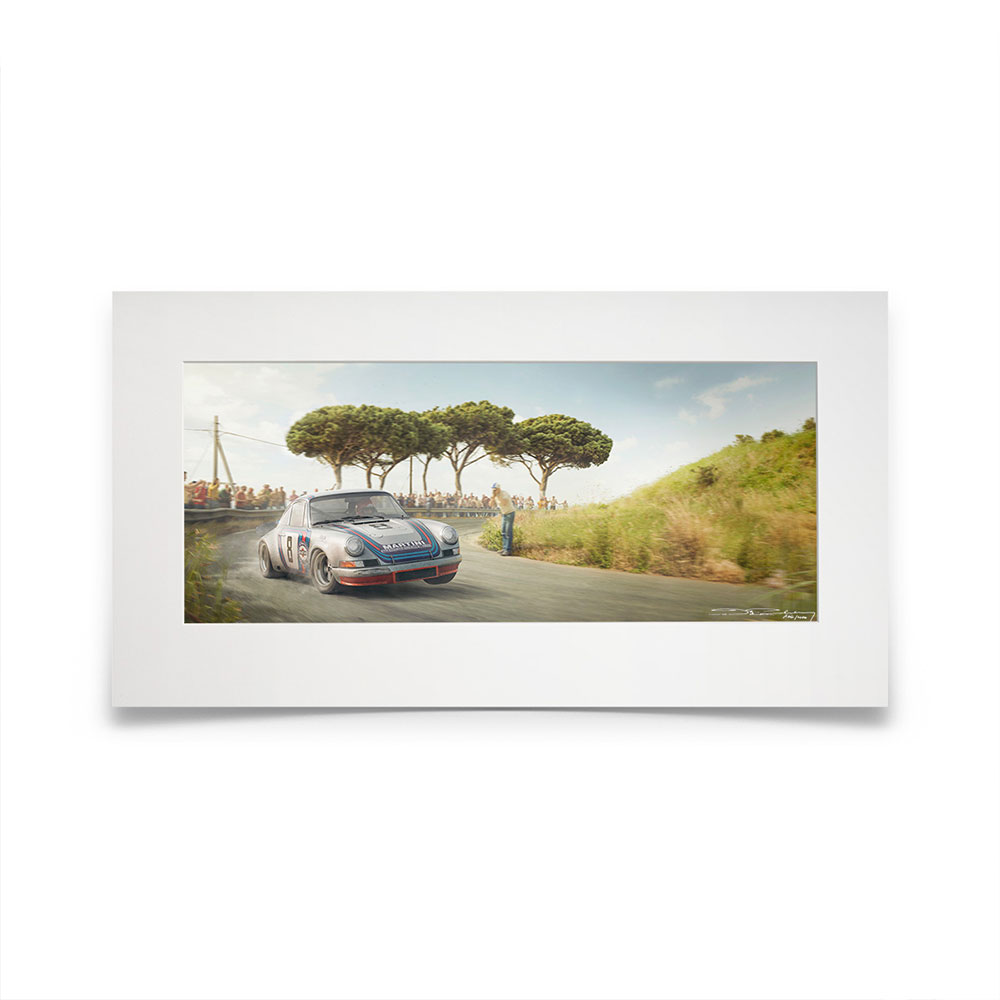 Product image for Racing Sport Redefined | Artwork