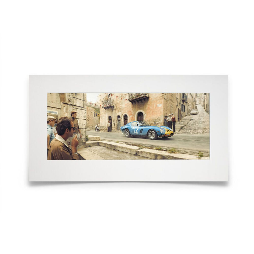 Product image for A Swede Swerves Through Sicilians   Artwork