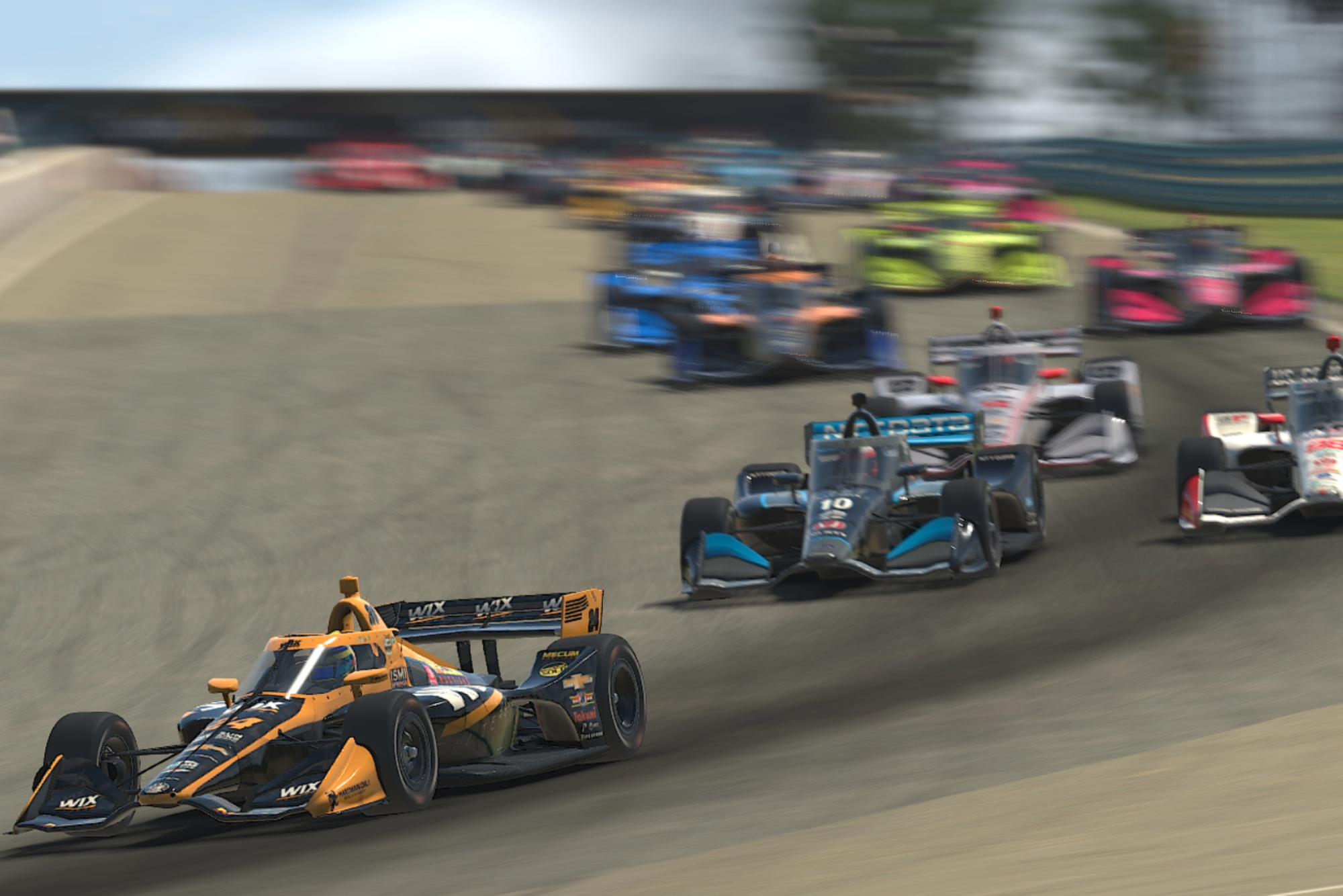 Esports and virtual racing round-up; MotoGP, NASCAR and F1