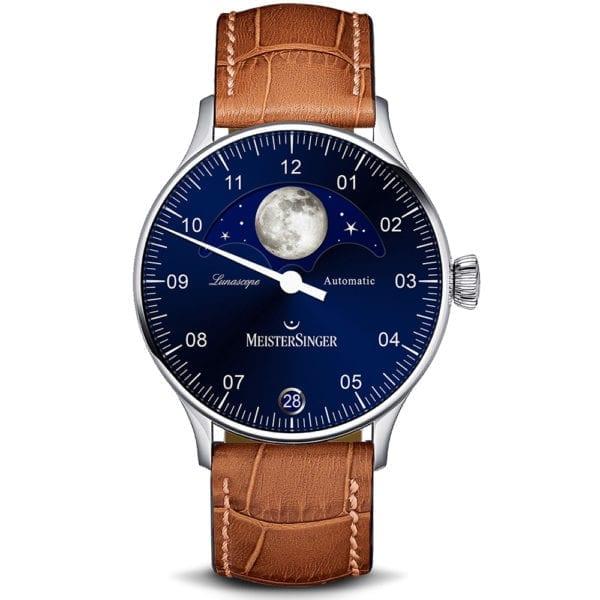 Lunascope watch mesitersinger