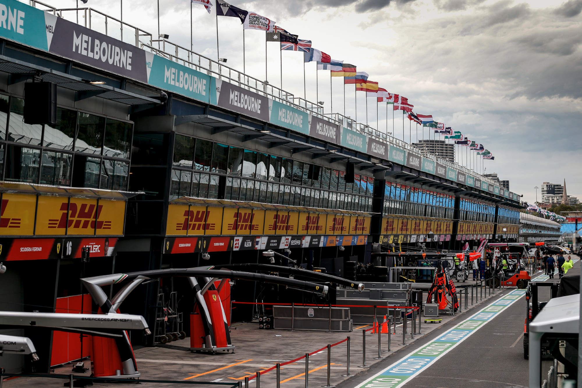 Formula 1 extends its shutdown period to five weeks after teams and FIA agreement
