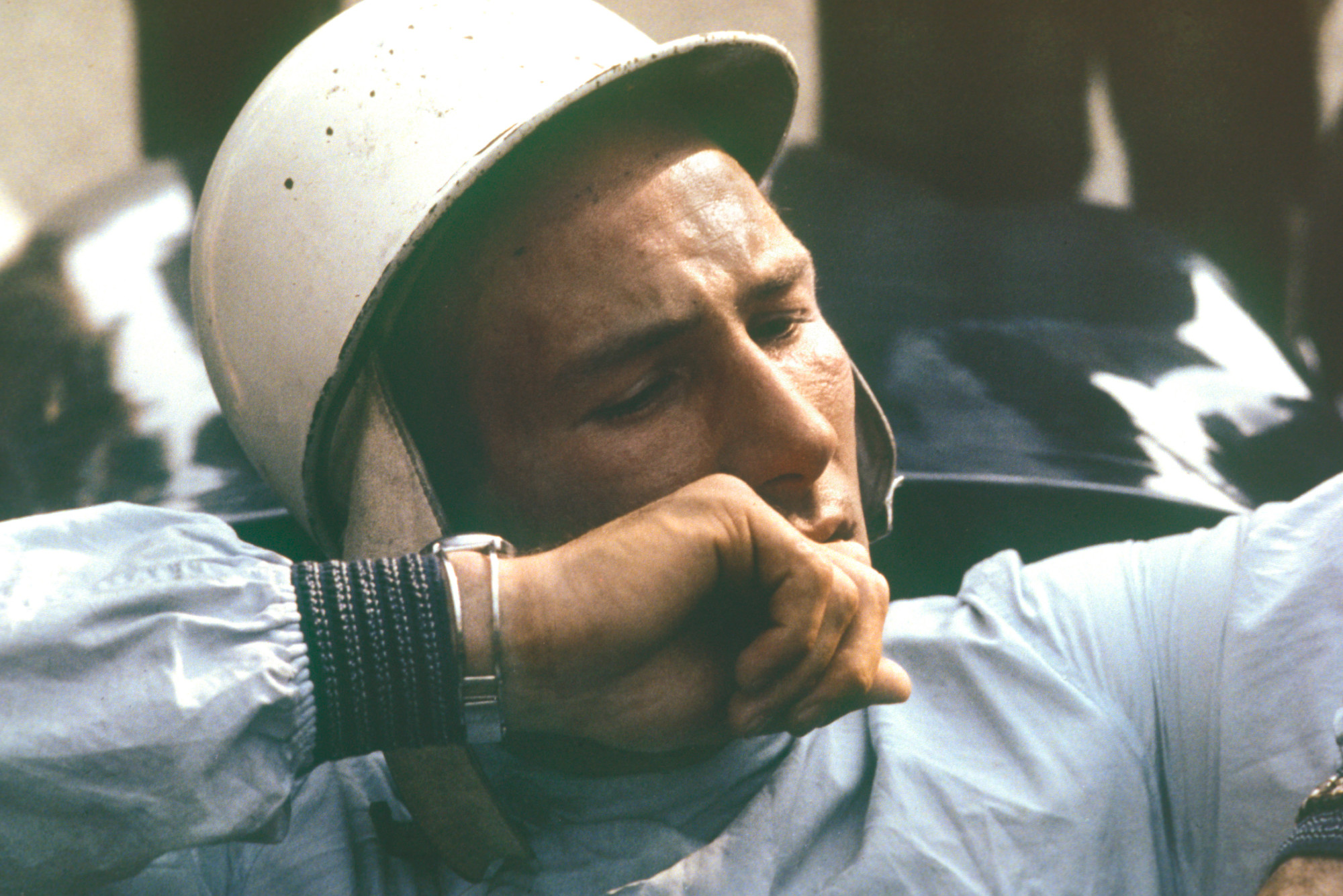 Sir Stirling Moss: tributes pour in from racing world