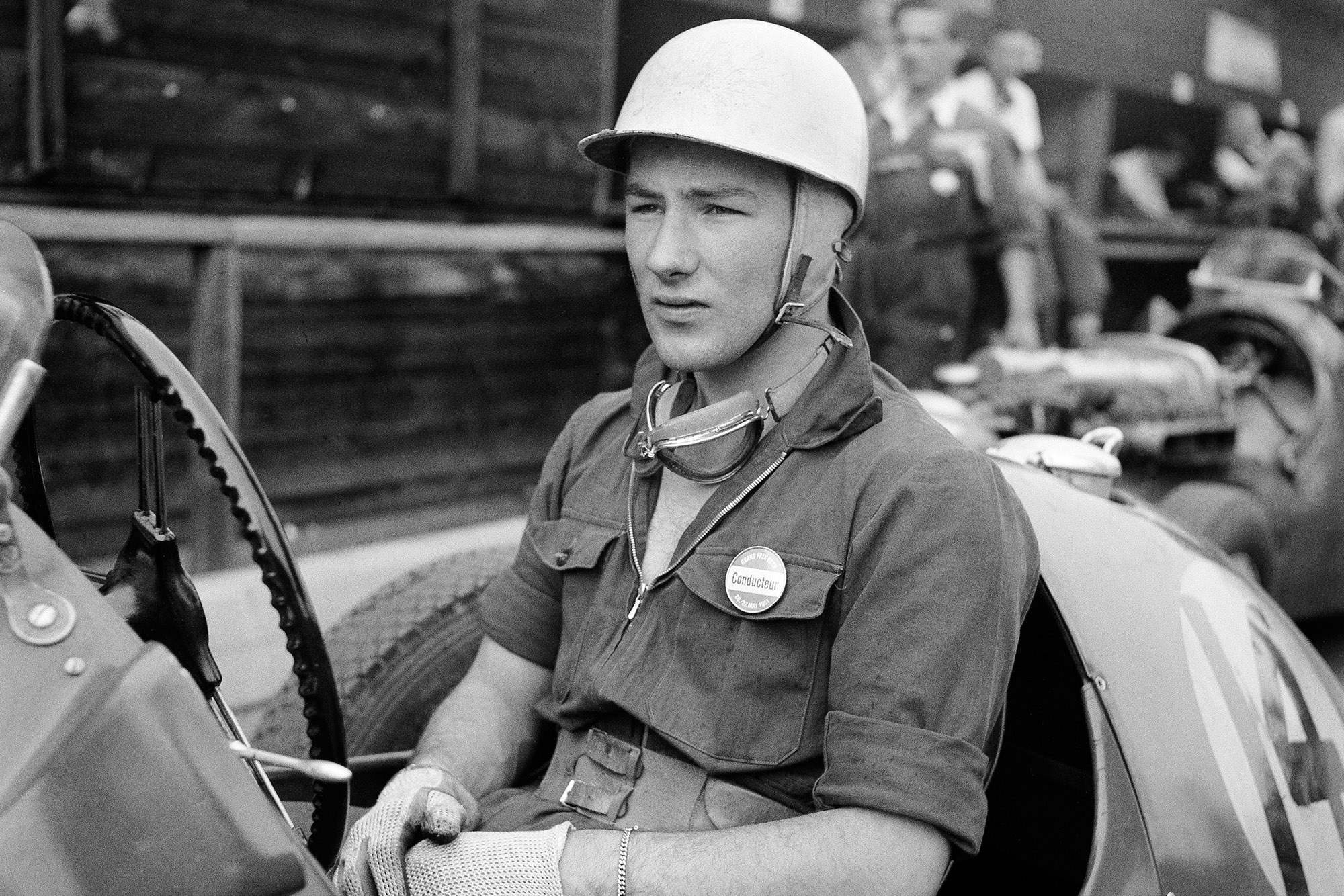 MPH: Hints of future glory in Stirling Moss's first world championship grand prix