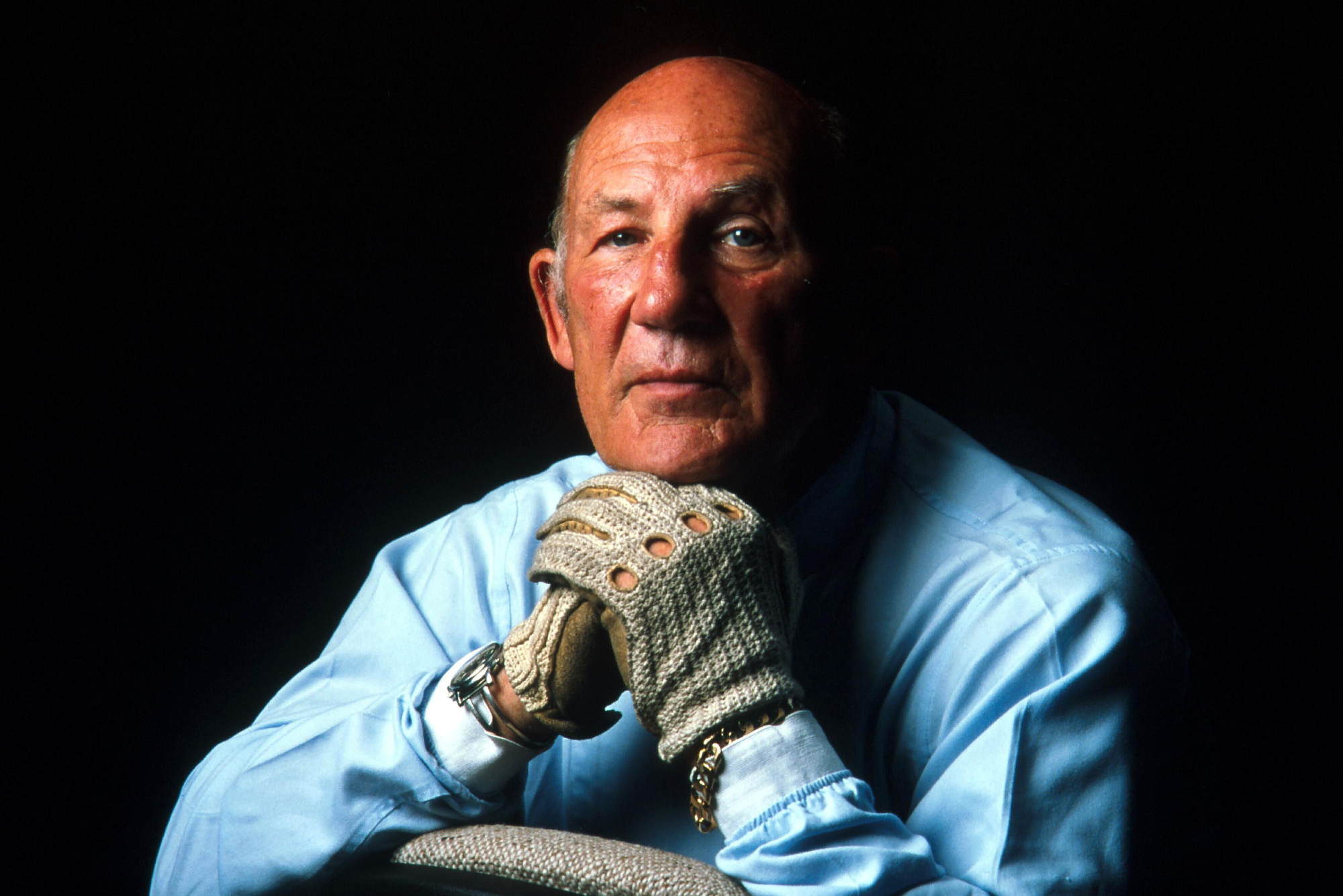 Is this the magazine cover that secured Stirling Moss a knighthood?