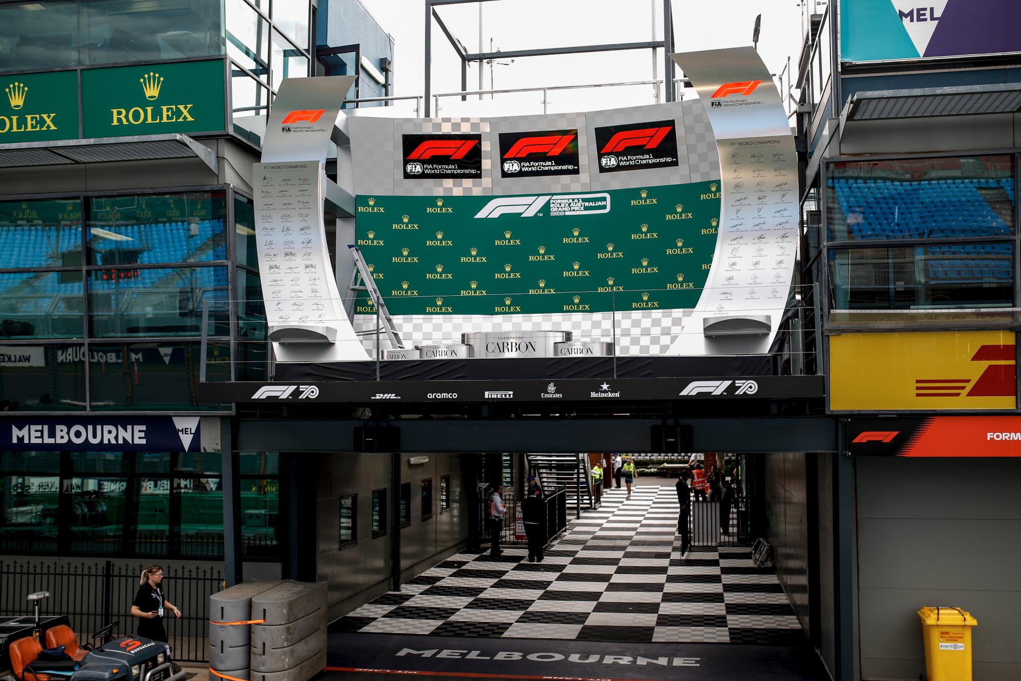 Formula 1 extends summer shutdown into May