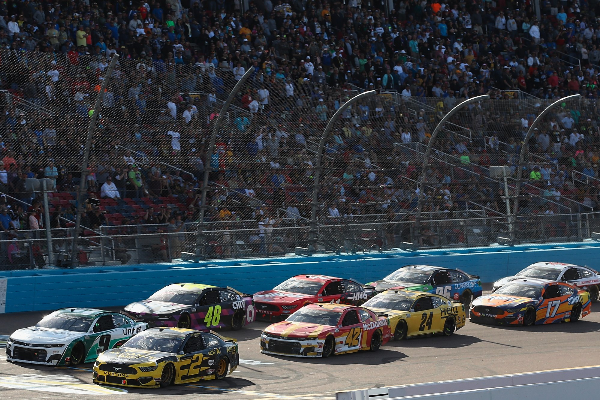 NASCAR to return to racing in May with revised schedule