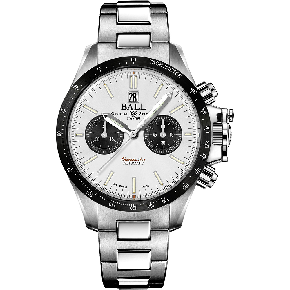 Product image for BALL   The Engineer Hyrdrocarbon Racer Chronograph