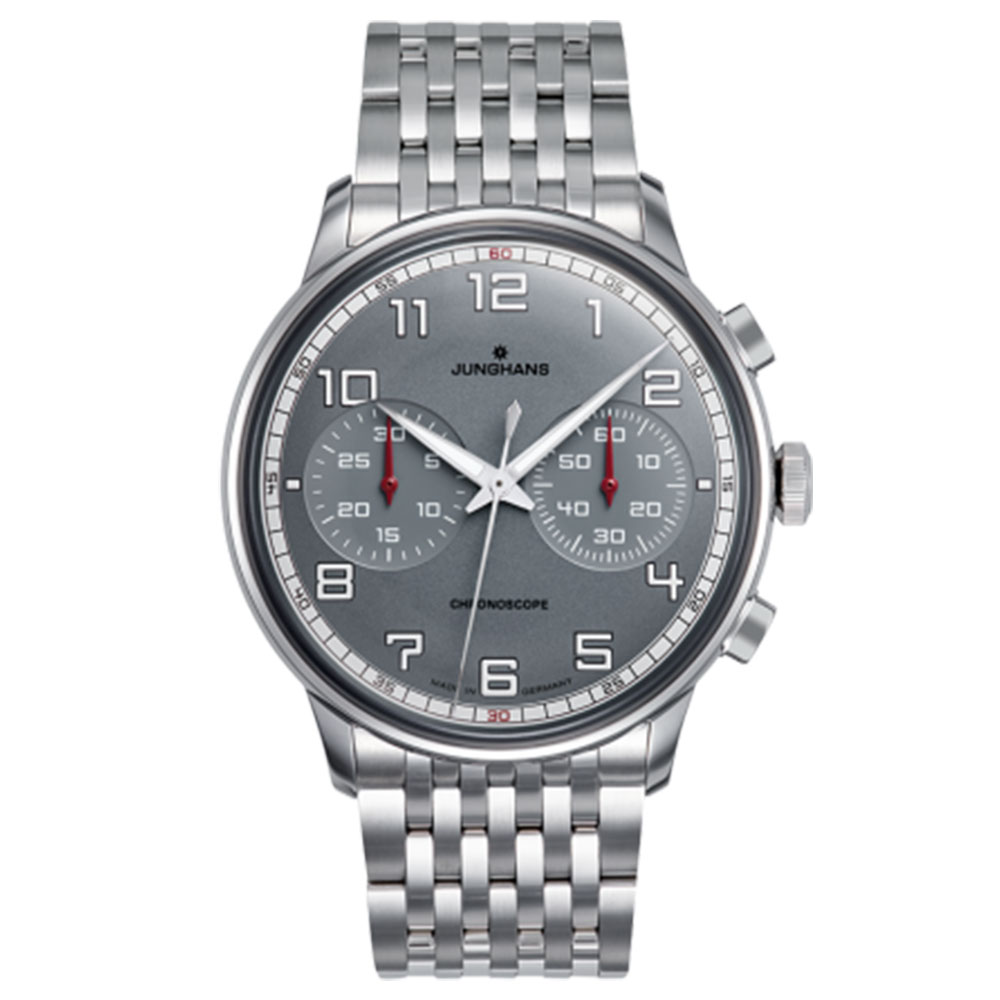 Product image for Junghans   Meister Driver Chronoscope