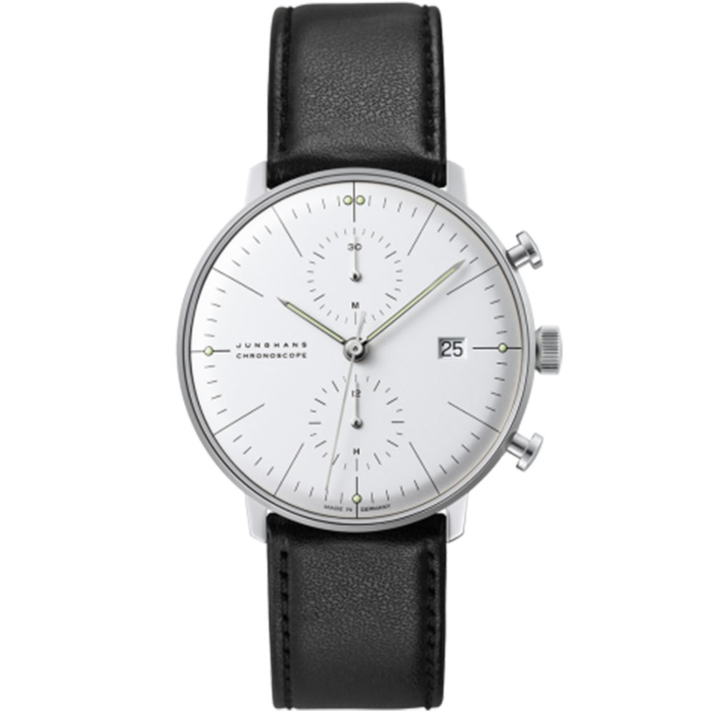 Product image for Junghans | Max Bill Chronoscope