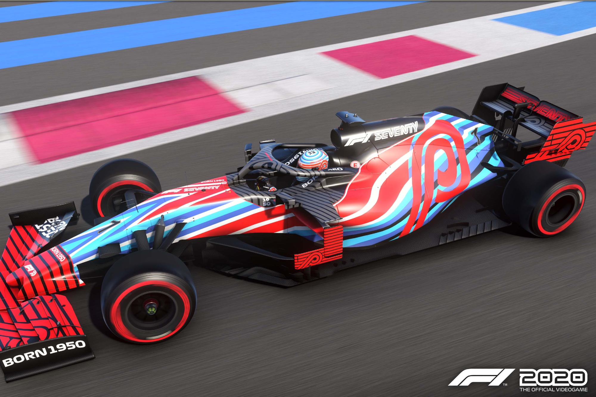 F1 2020 game: first look