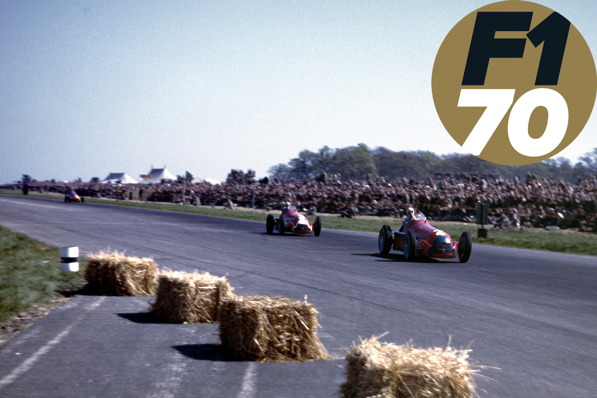 Silverstone celebrates 70 years since hosting the first F1 championship race