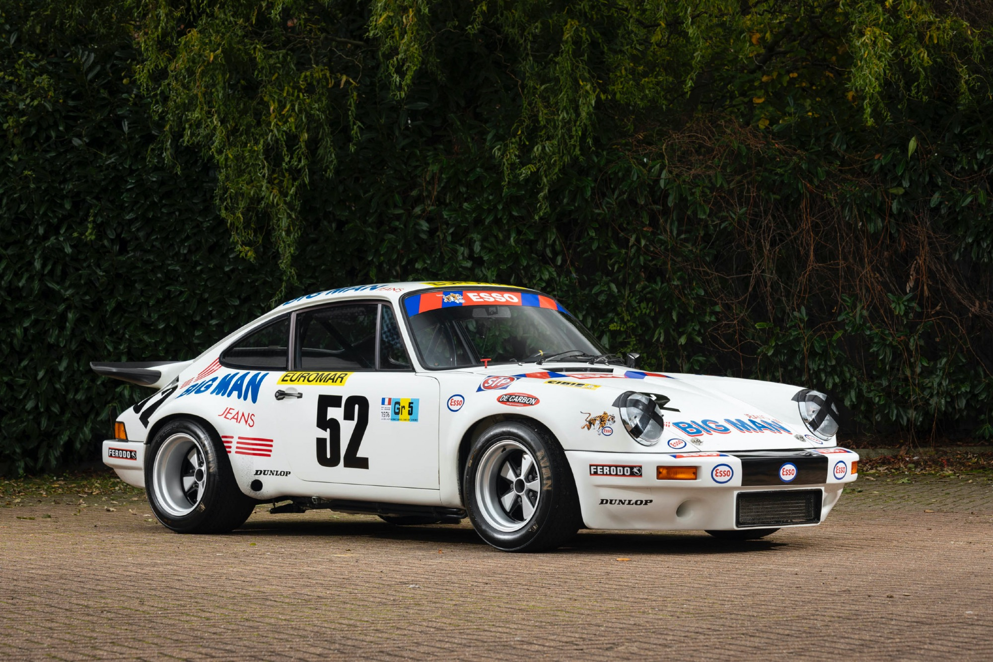 Historic Le Mans Porsche Carrera for sale