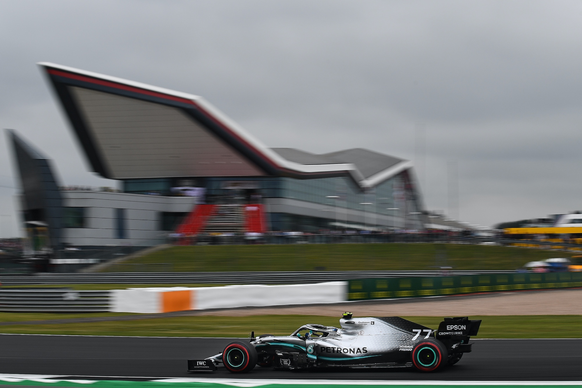 Government set to give go-ahead for two Silverstone F1 races