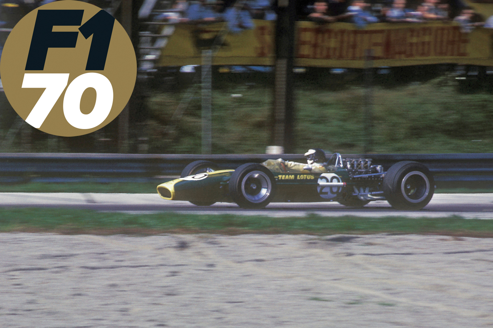 F1's great drives: Jim Clark – 1967 Italian Grand Prix