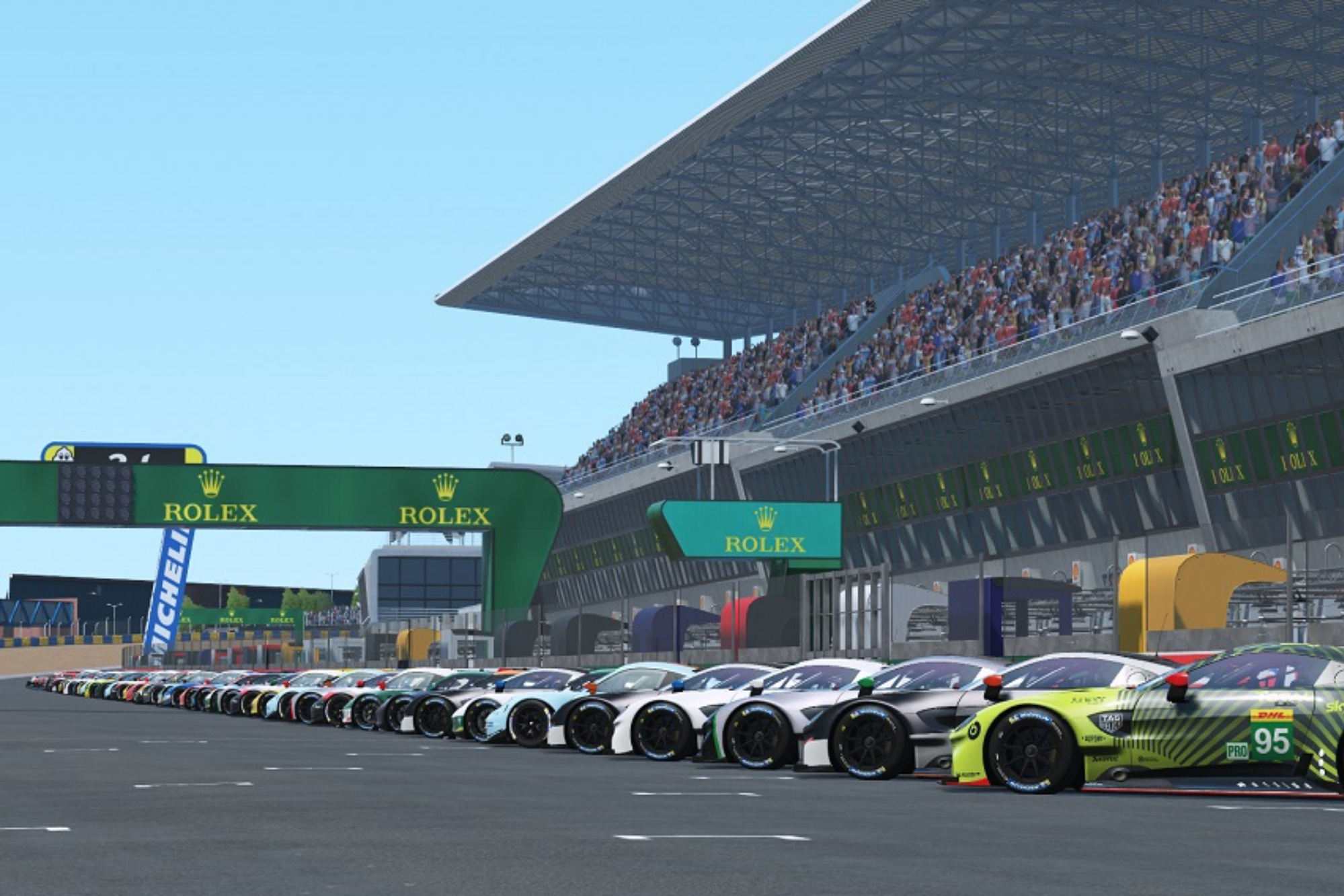 2020 Virtual Le Mans 24 Hours – Race preview
