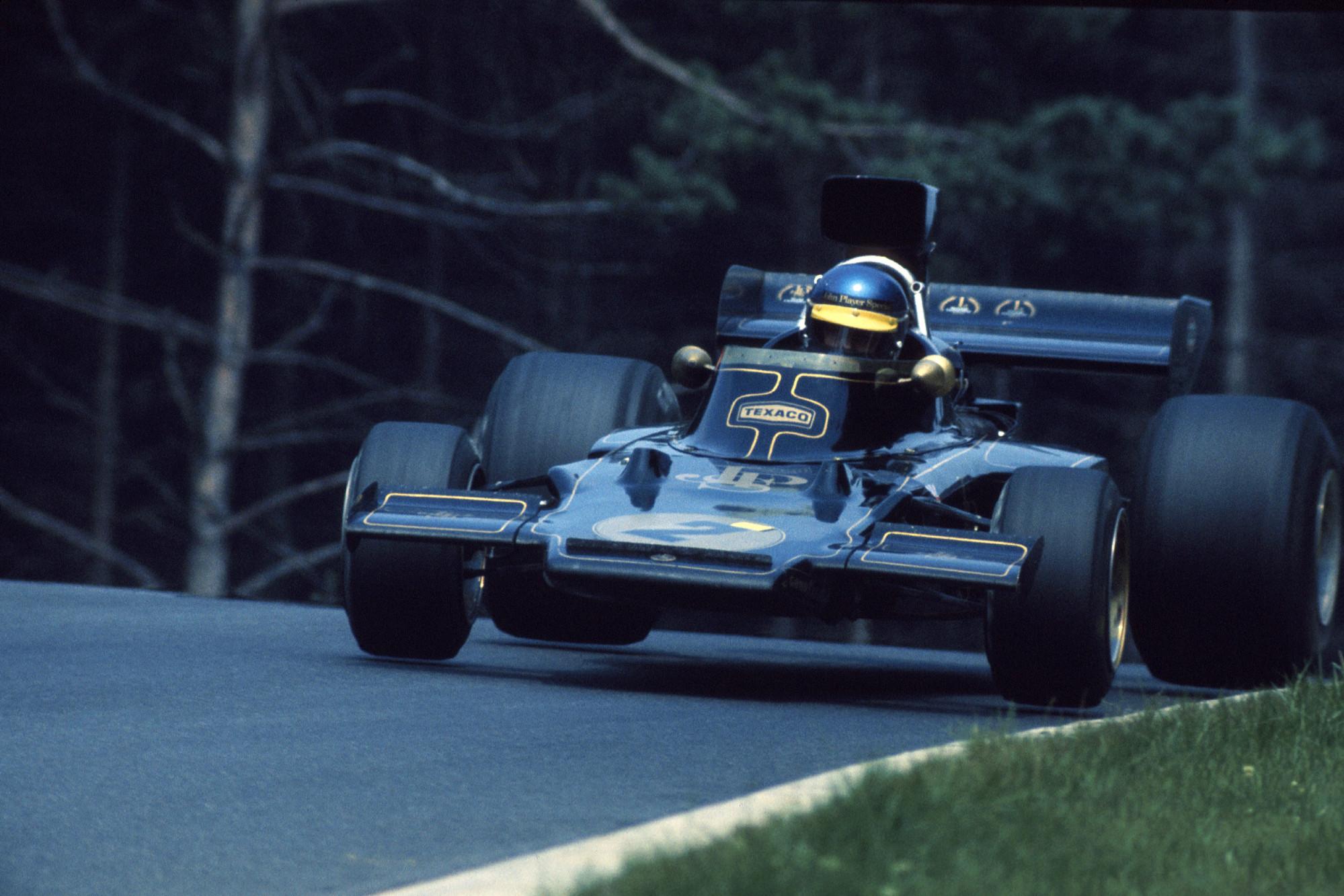 Ronnie Peterson, 1973 German GP