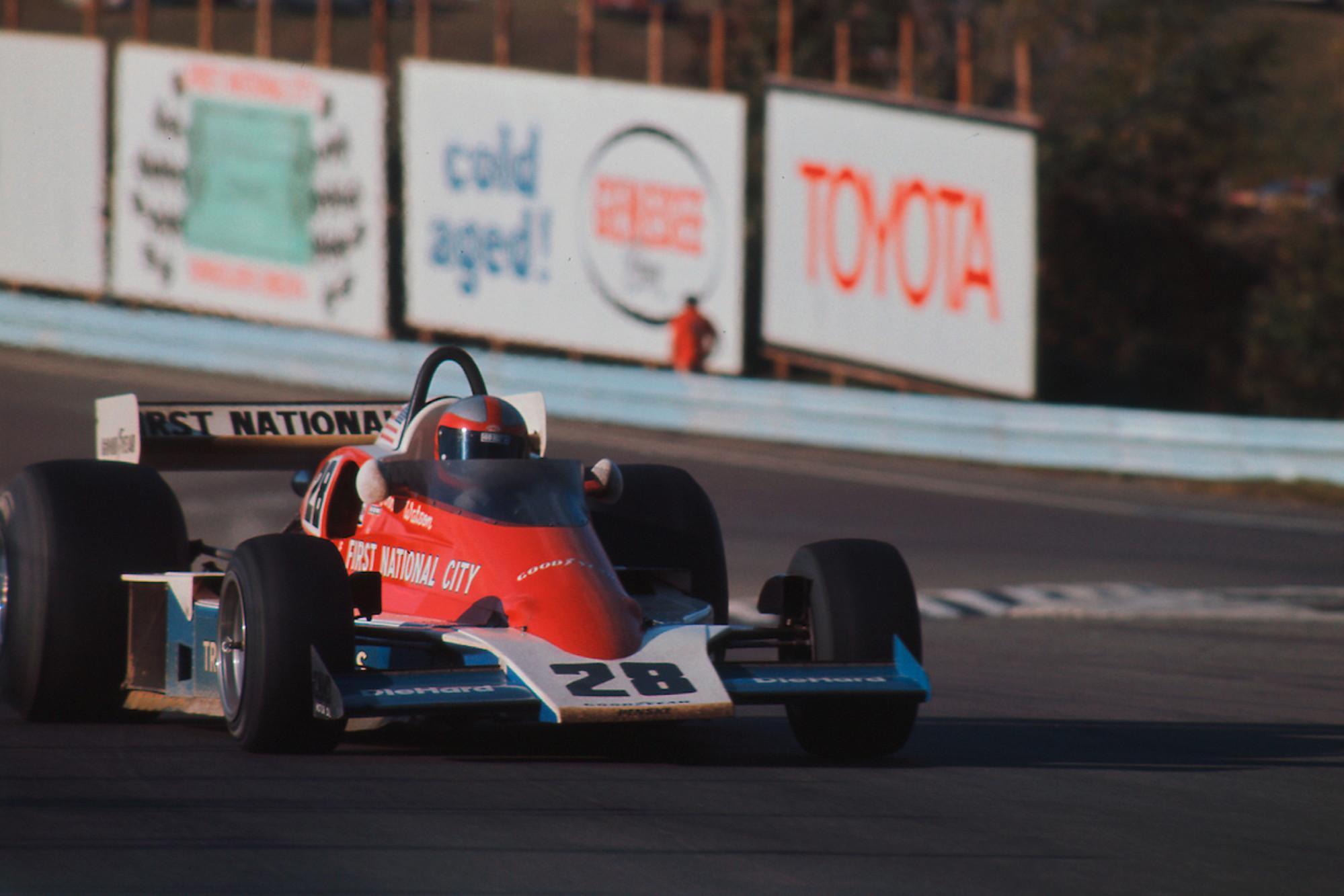 John Watson, Watkins Glen, 1976