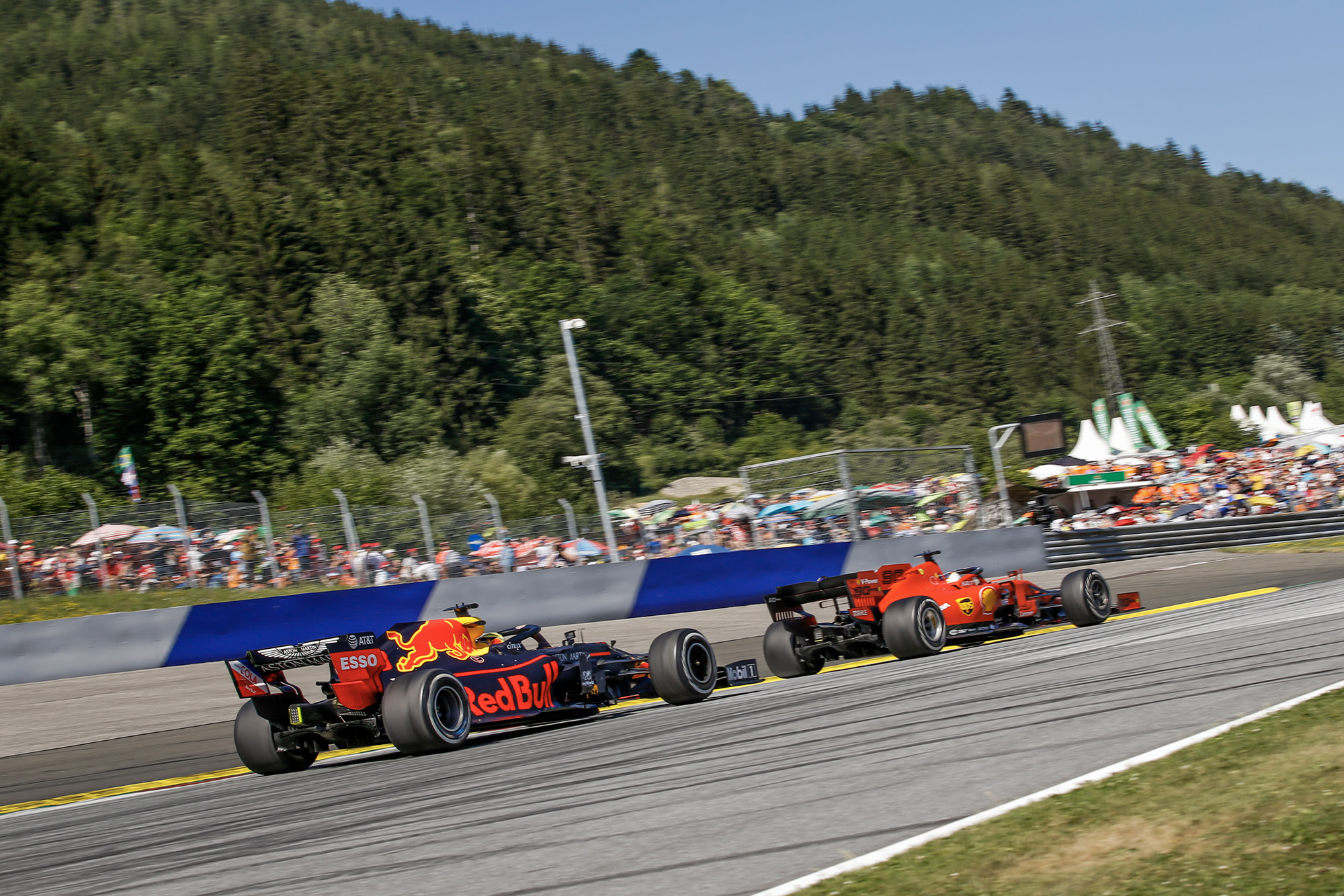 Revised 2020 F1 calendar announced with eight-race European stint