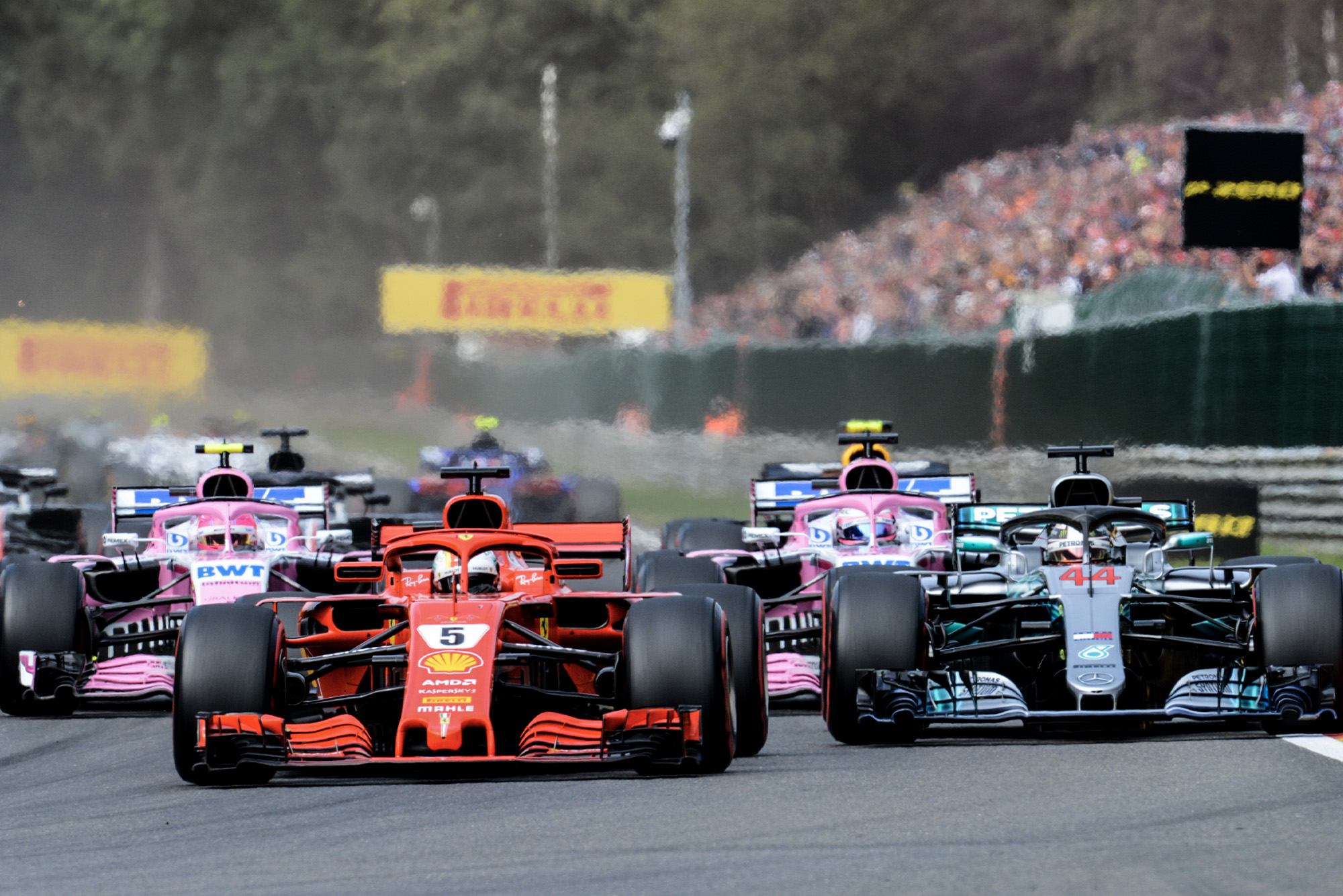 F1 kicks back into life with one-month countdown to 2020 season
