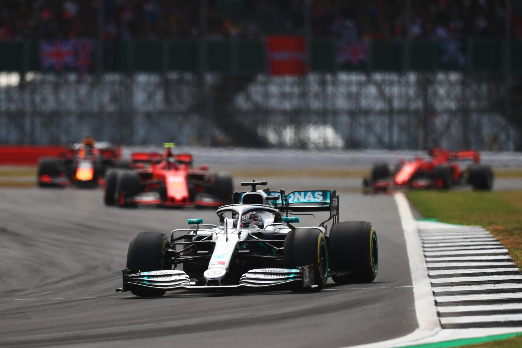 2019 British GP, Lewis Hamilton