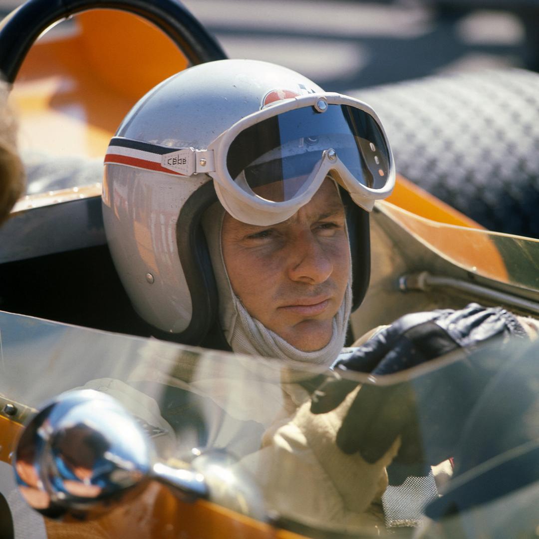McLaren behind Marque