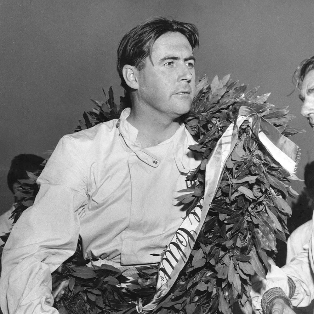 Bruce McLaren Sebring win