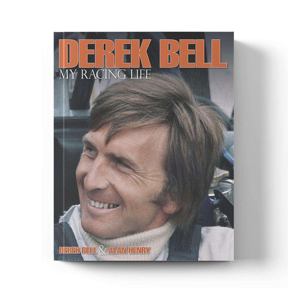 Product image for Derek Bell: My racing life by Derek Bell with Alan Henry