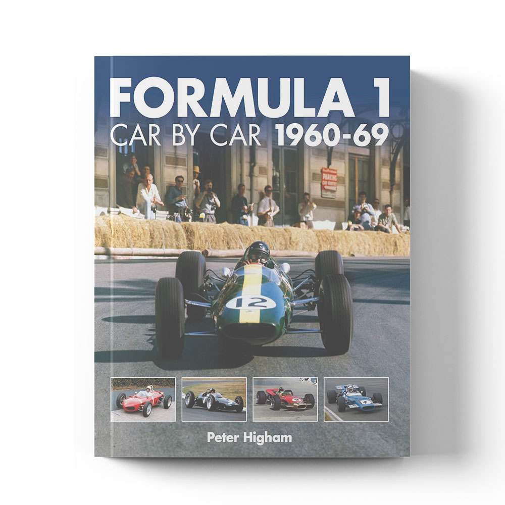 Product image for Formula 1 Car by Car 1960–69 by Peter Higham