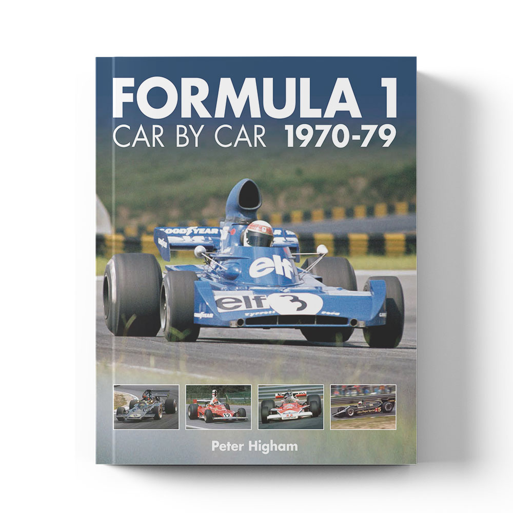 Product image for Formula 1 Car by Car 1970–79 by Peter Higham