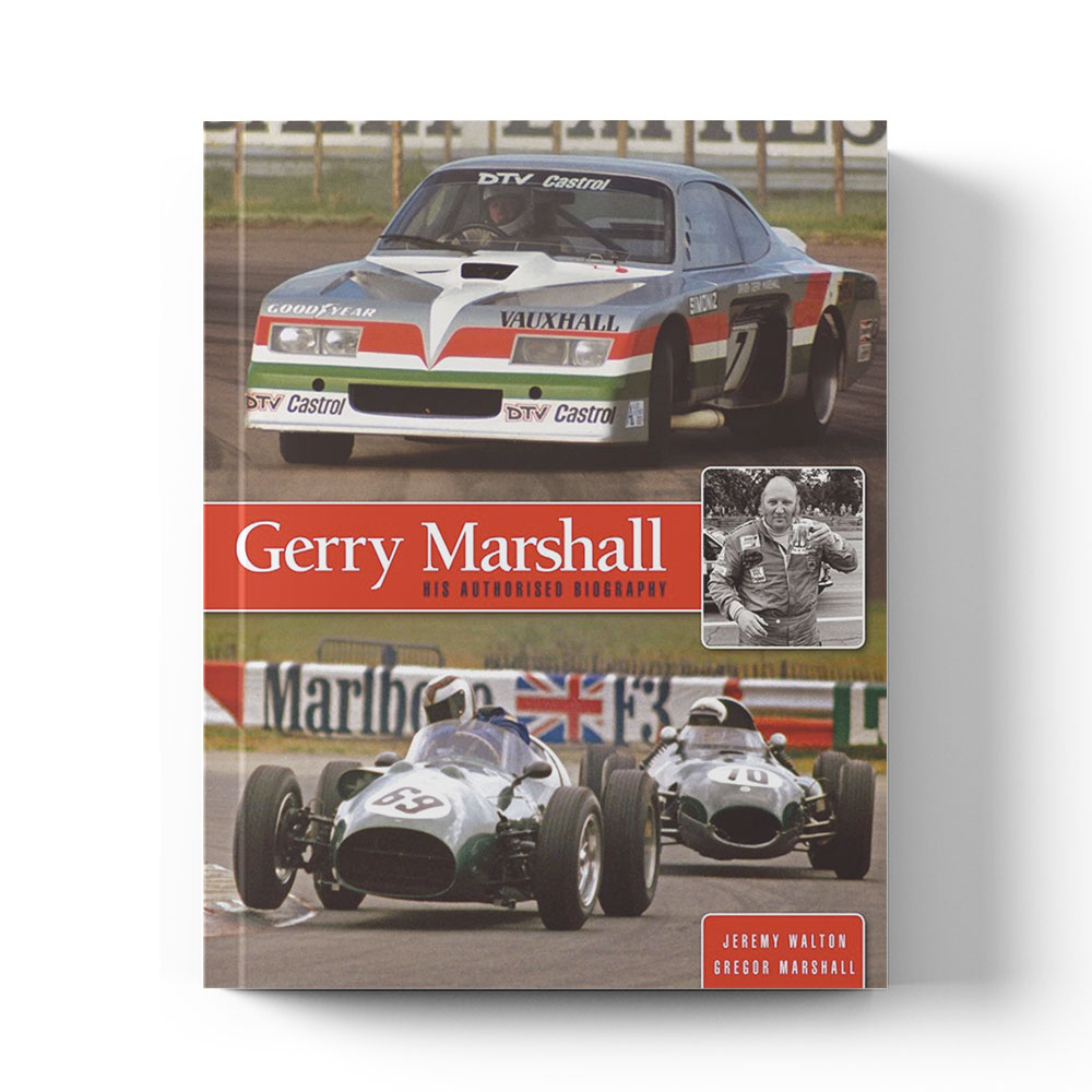 Product image for Gerry Marshall: His authorised biography by Jeremy Walton with Gregor Marshall