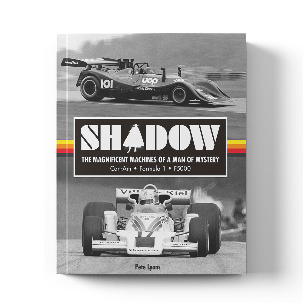 Product image for Shadow: The magnificent machines of a man of mystery by Pete Lyons