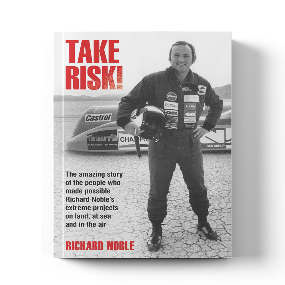 Product image for Take Risk!