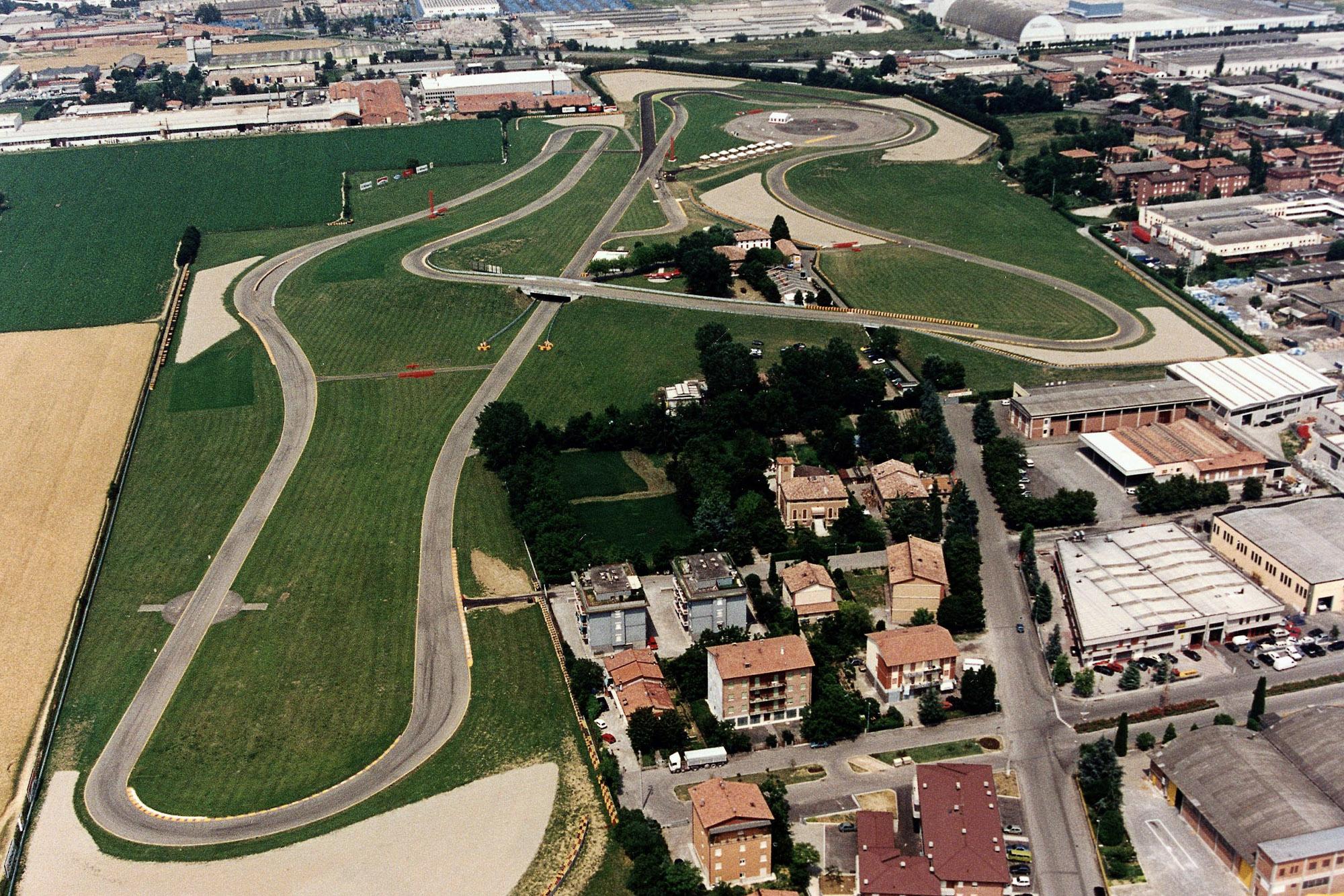 Fiorano track