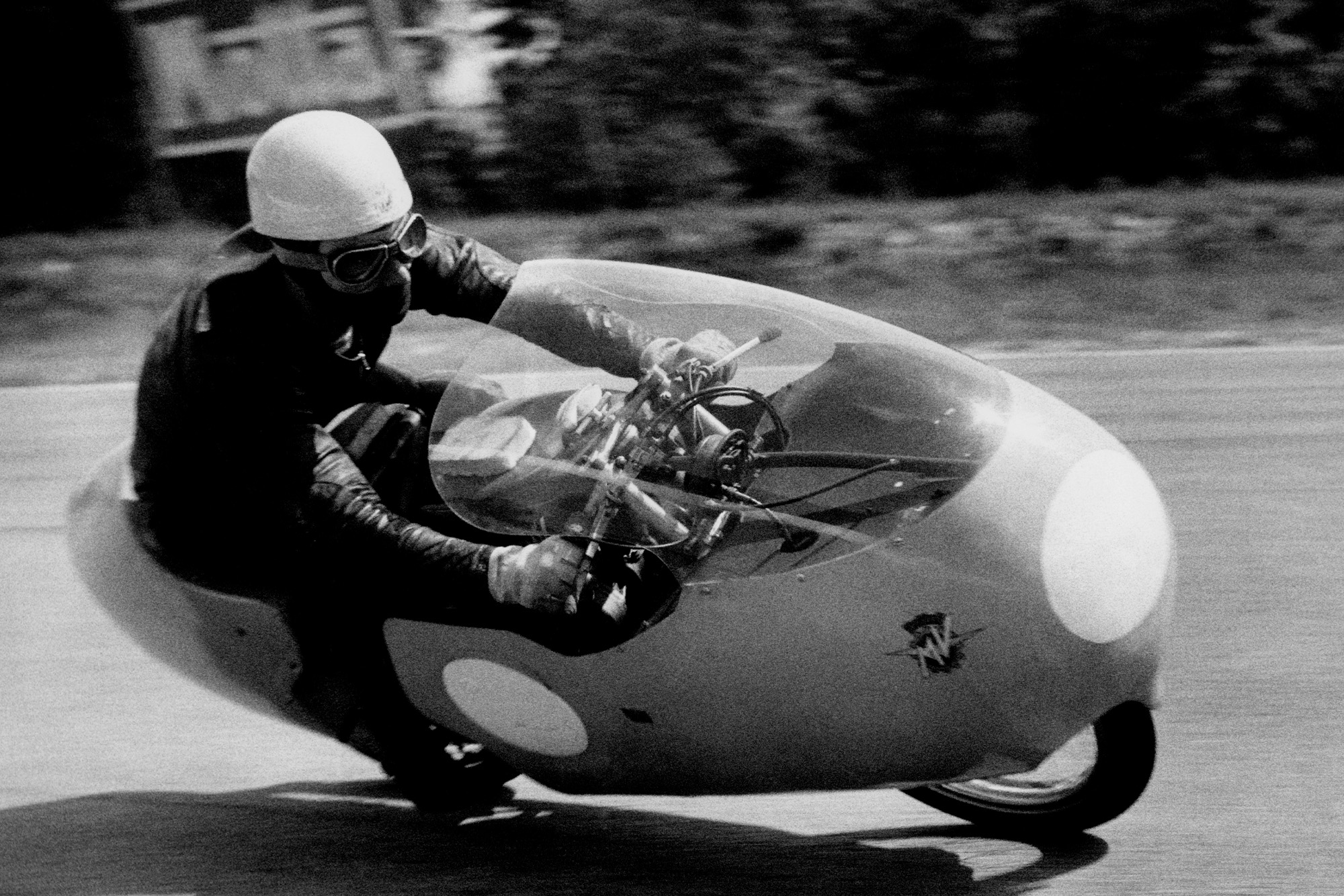 Carlo Ubbiali: GP racing's first dominator
