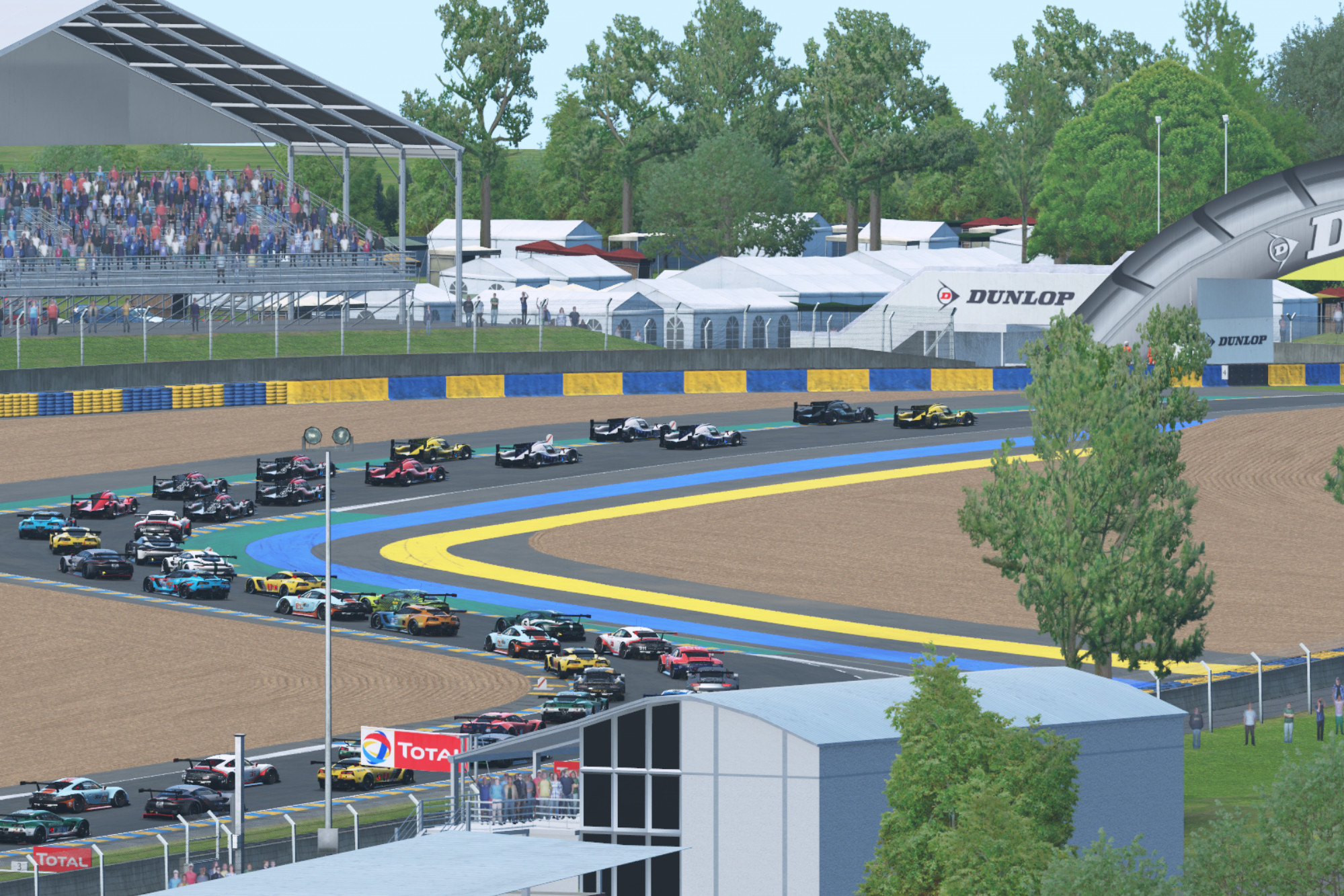 Why the virtual Le Mans 24 Hours could steal the show