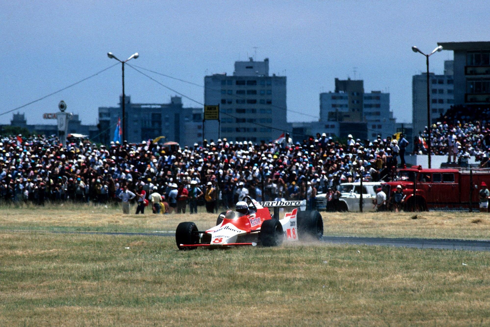 1990 Argentinian GP, Alain Prost