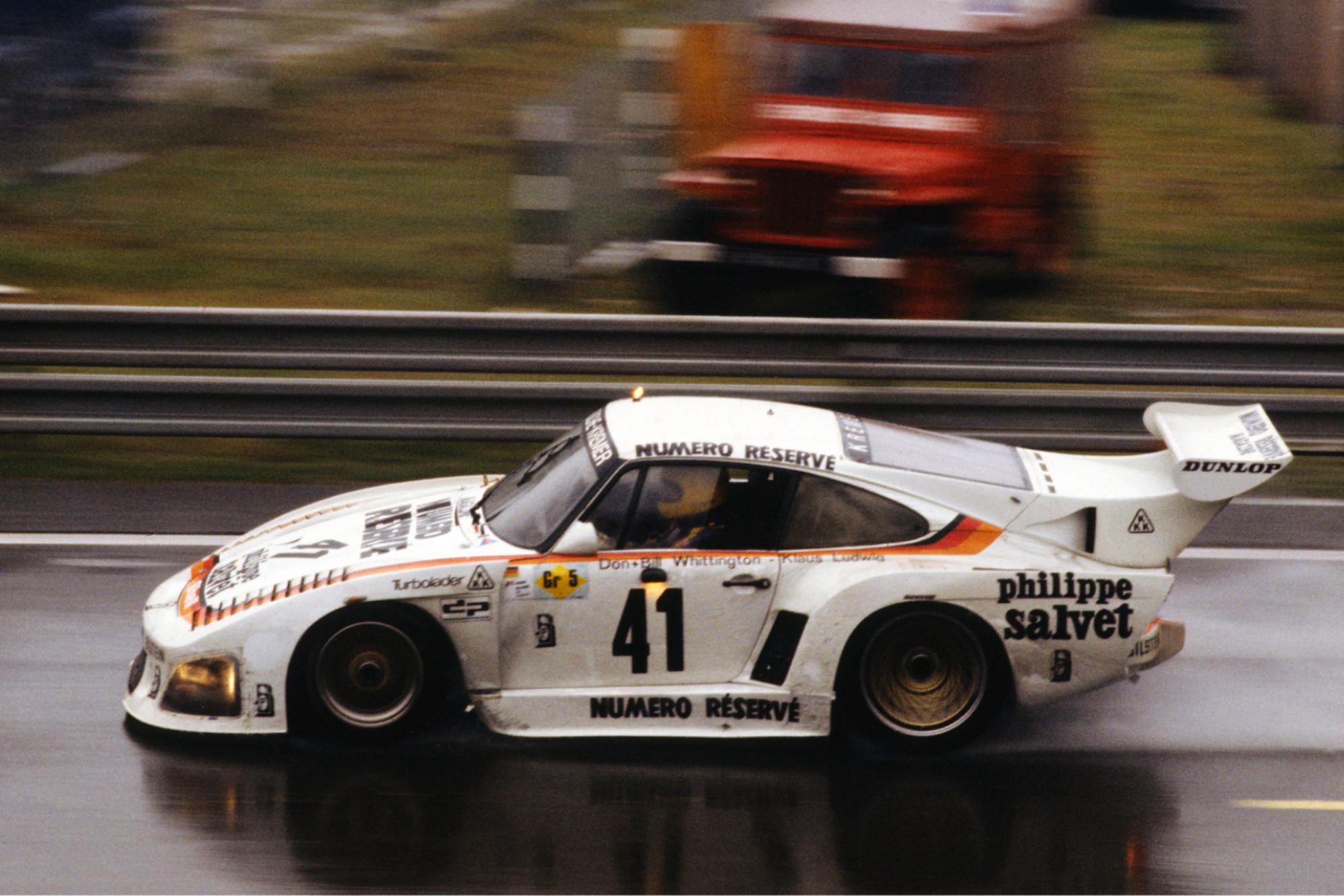 Porsche 935, 1979
