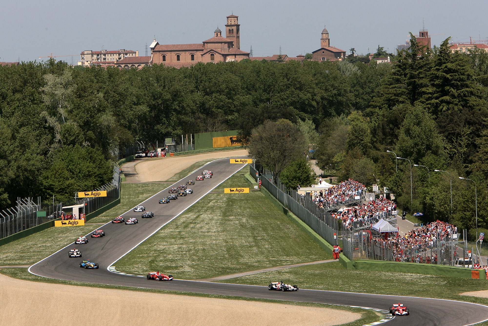 Imola cleared for F1 return after new medical centre is approved