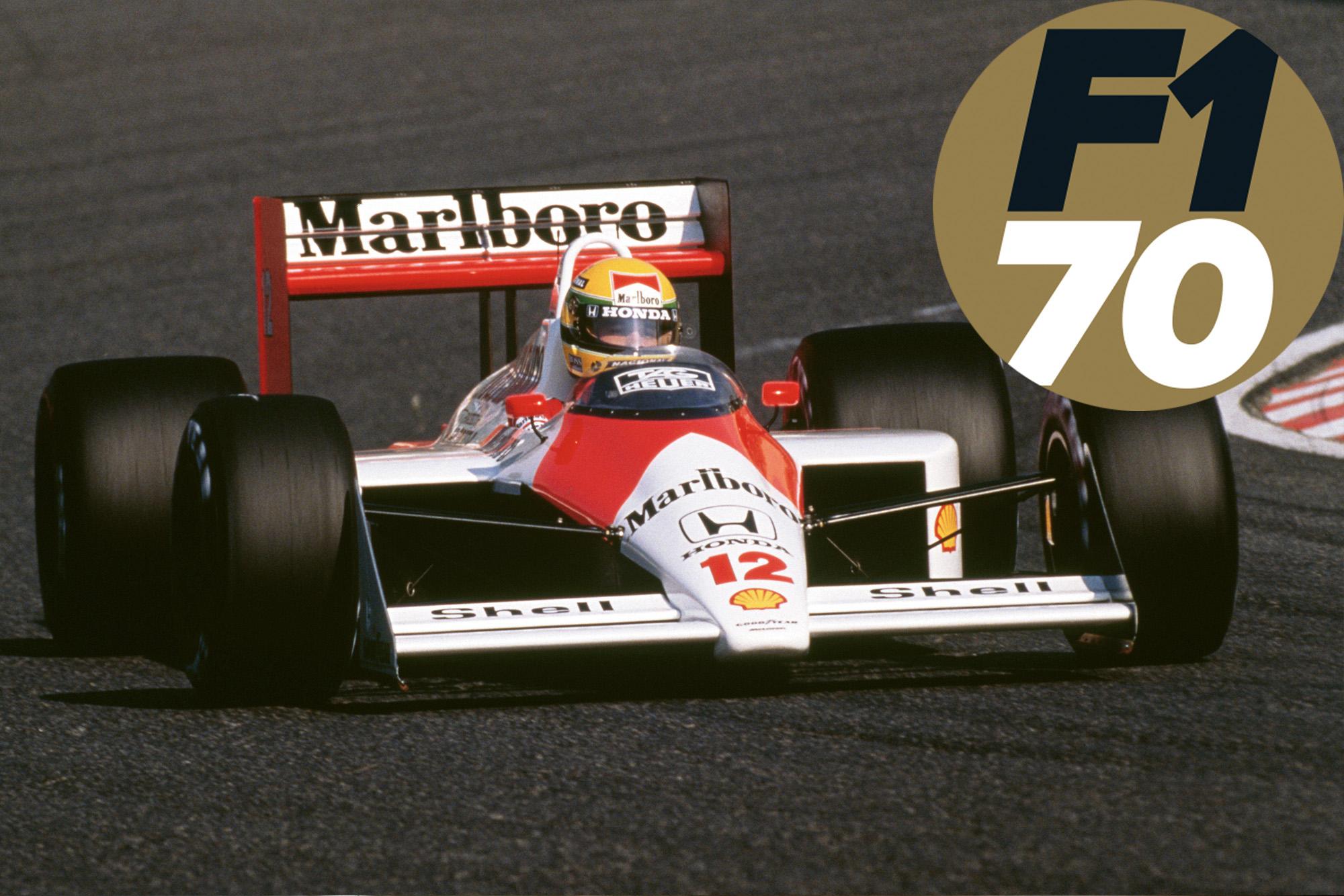 F1's Great Drives: Ayrton Senna – 1988 Japanese Grand Prix