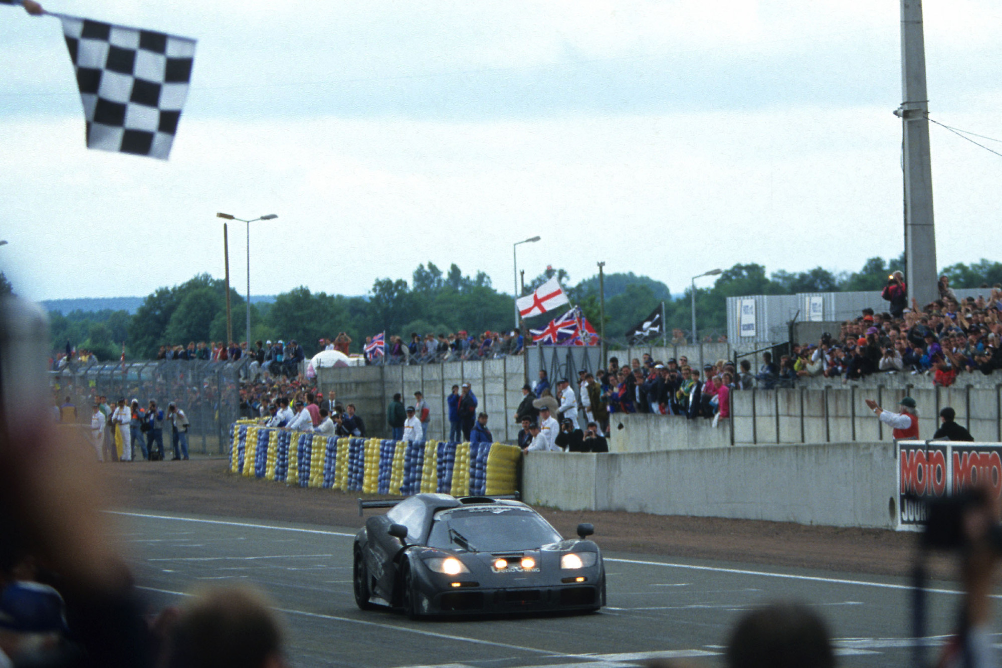How McLaren won the Le Mans 24 Hours at its first attempt